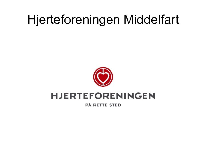 Hjerteforeningen Middelfart