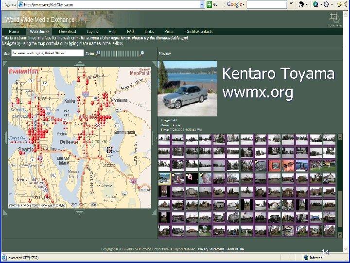 Kentaro Toyama wwmx. org 14