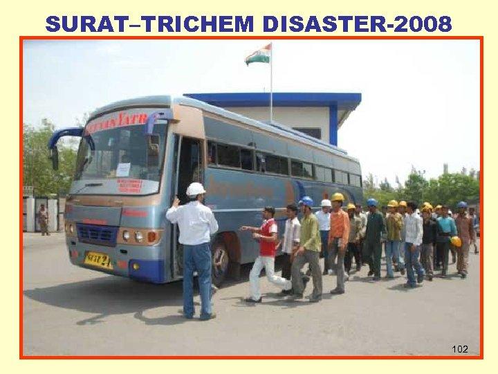 SURAT–TRICHEM DISASTER-2008 102