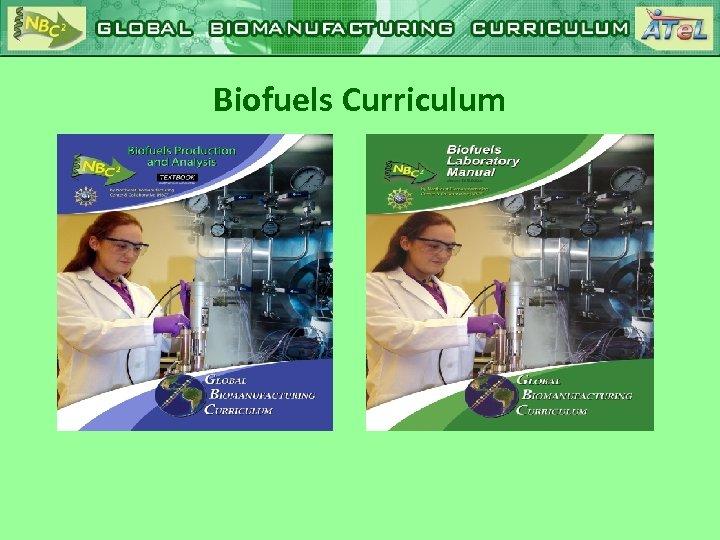 Biofuels Curriculum