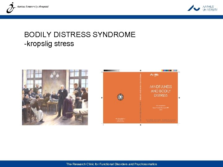 BODILY DISTRESS SYNDROME -kropslig stress The Research Clinic for Functional Disorders and Psychosomatics