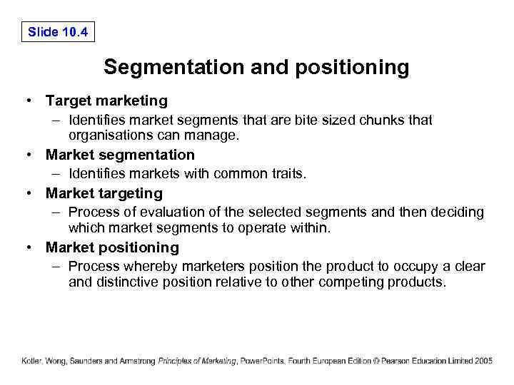 mkt571 segmentation and target market christopher Using market segmentation can help identify a target market for the company and show the selection process the company can use to identify their market mkt 571 segmentation and target market (kraft foods) if you want to purchase a+ work then click the link below , instant download.