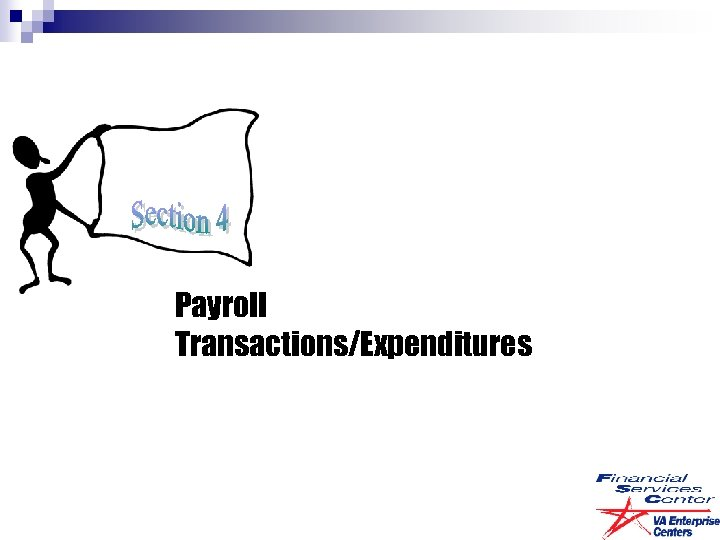 Payroll Transactions/Expenditures