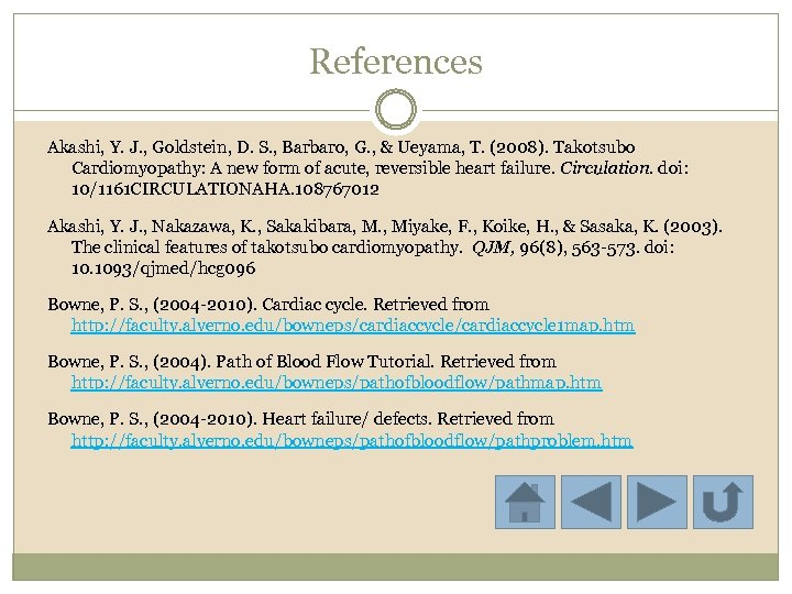 References Akashi, Y. J. , Goldstein, D. S. , Barbaro, G. , & Ueyama,