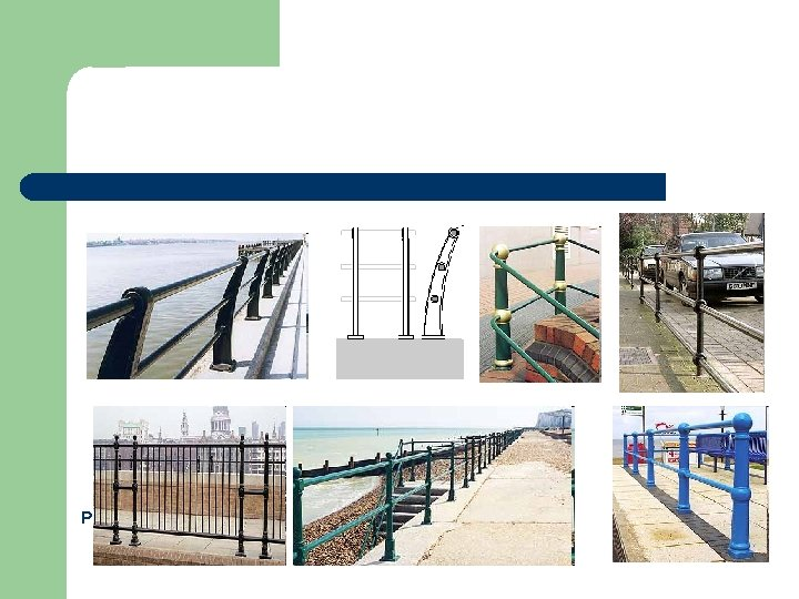 POSTS AND RAILINGS