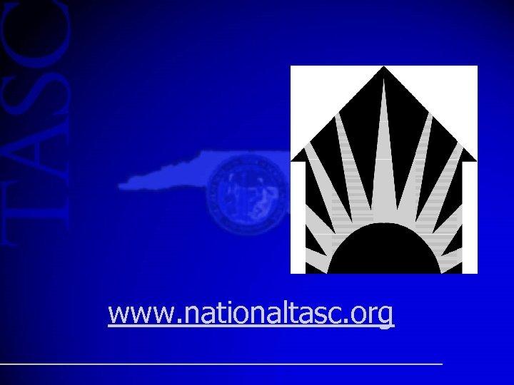www. nationaltasc. org