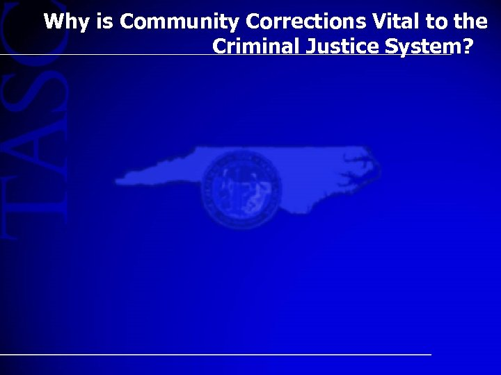 Why is Community Corrections Vital to the Criminal Justice System?