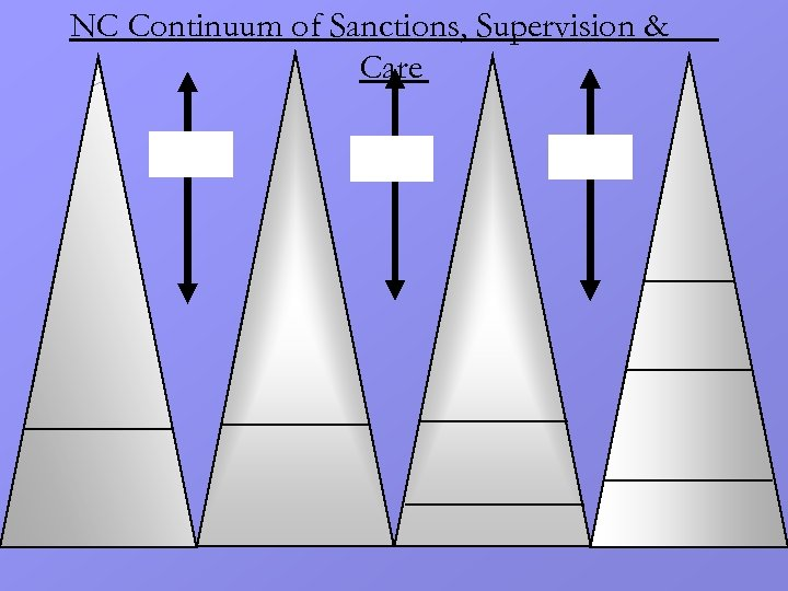 NC Continuum of Sanctions, Supervision & Care