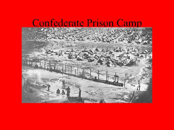 Confederate Prison Camp