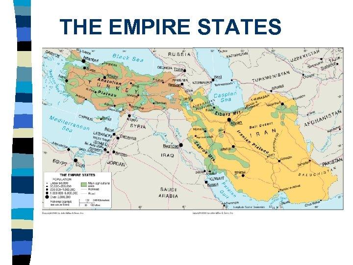 THE EMPIRE STATES