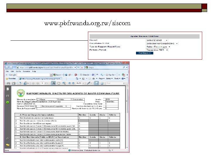www. pbfrwanda. org. rw/siscom