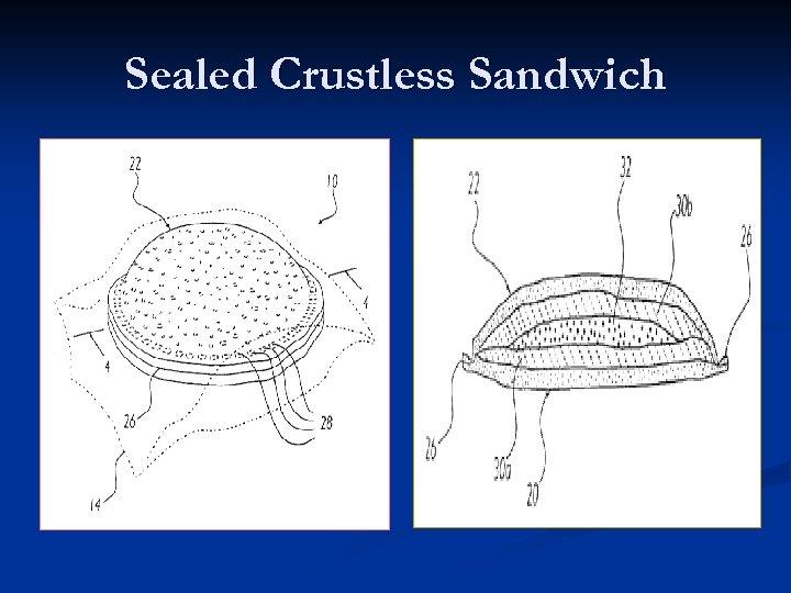 Sealed Crustless Sandwich