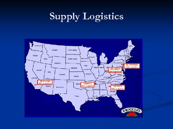 Supply Logistics