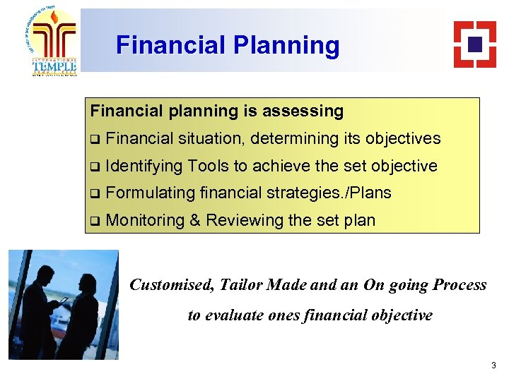 Presentation on Financial Management A Rajan Country Head