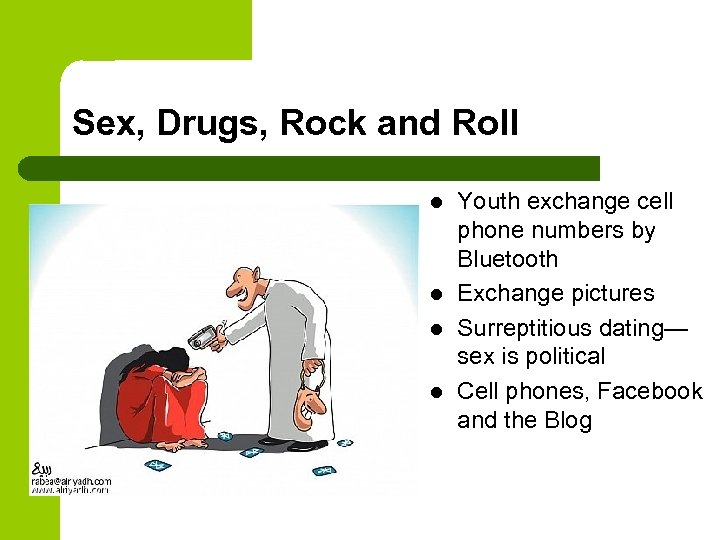 Sex, Drugs, Rock and Roll l l Youth exchange cell phone numbers by Bluetooth