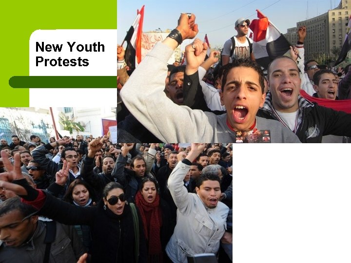 New Youth Protests