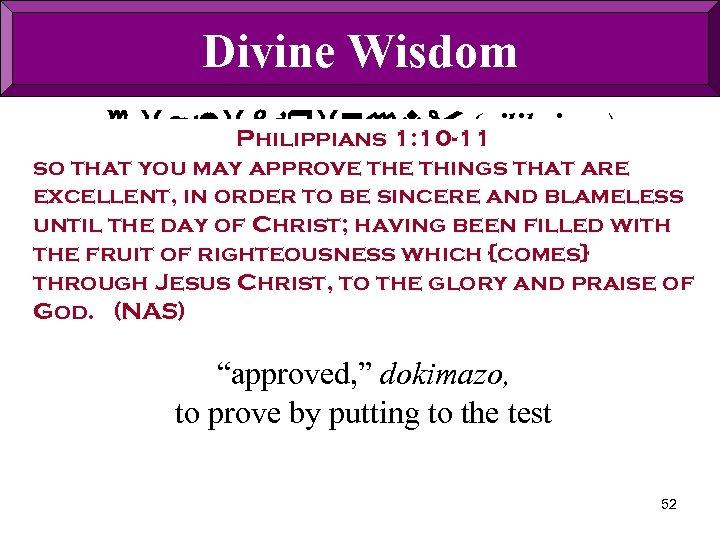 Divine Wisdom eijlikrinhv
