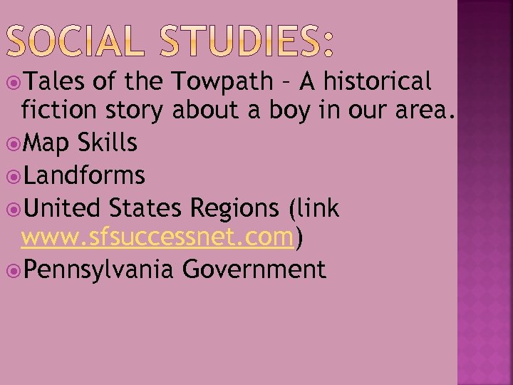 Tales of the Towpath – A historical fiction story about a boy in