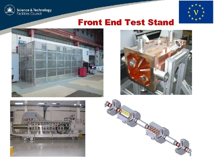 Front End Test Stand
