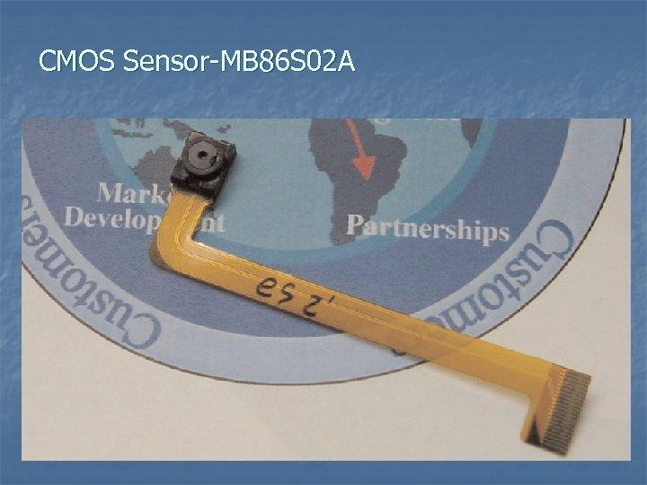 CMOS Sensor-MB 86 S 02 A