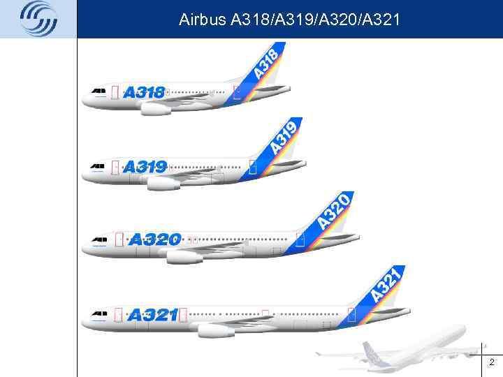 Airbus A 318/A 319/A 320/A 321 2