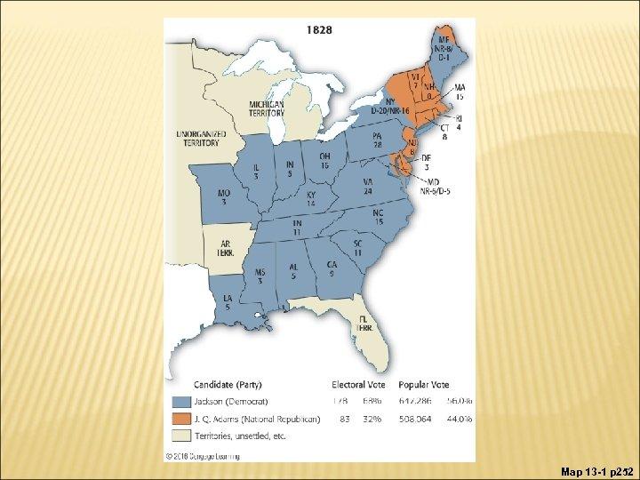 Map 13 -1 p 252