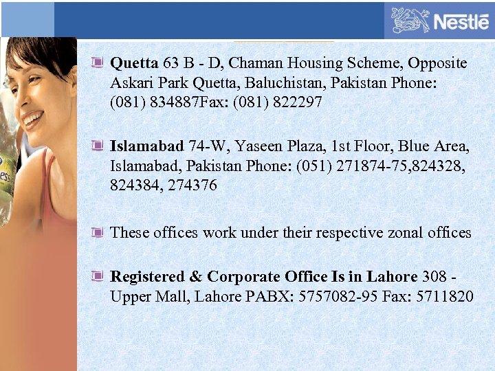 Quetta 63 B - D, Chaman Housing Scheme, Opposite Askari Park Quetta, Baluchistan, Pakistan