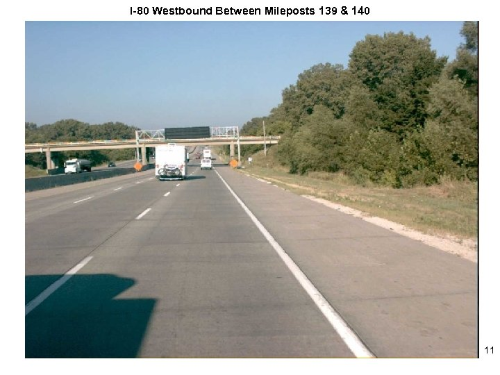 I-80 Westbound Between Mileposts 139 & 140 11