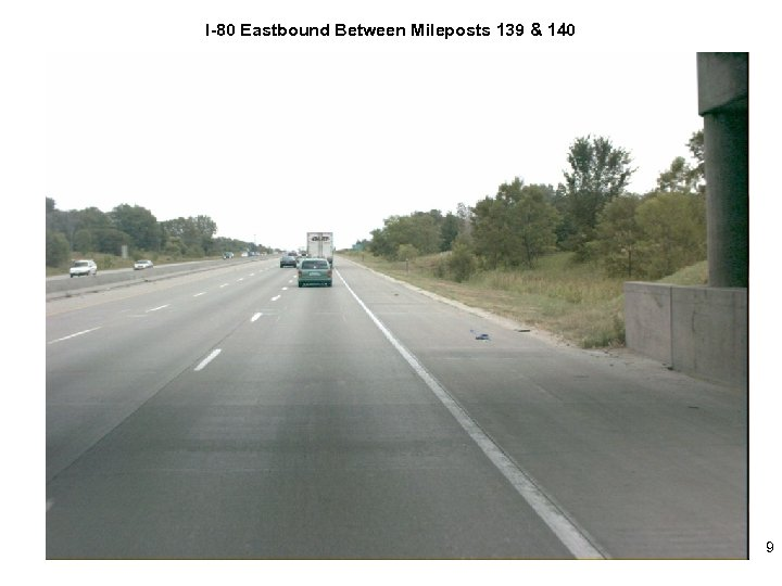 I-80 Eastbound Between Mileposts 139 & 140 9