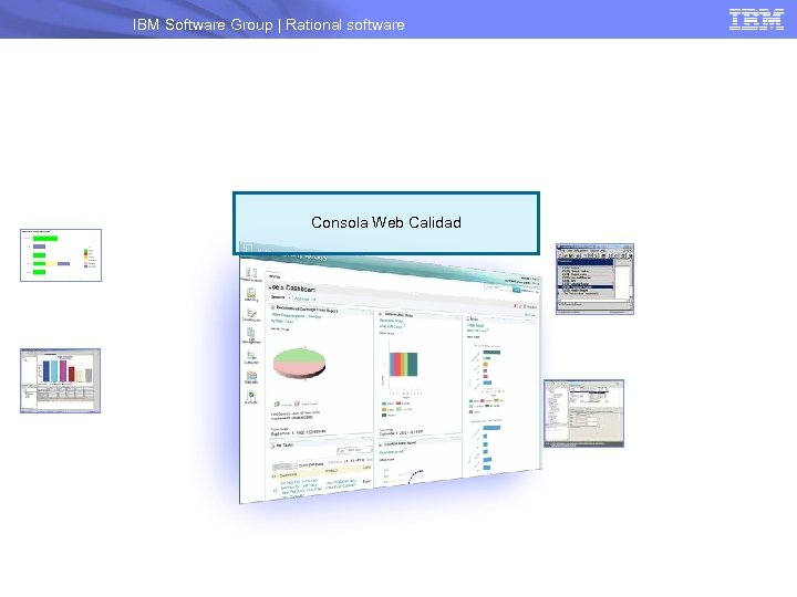 IBM Software Group | Rational software Consola Web Calidad