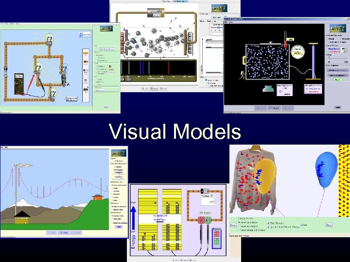 Visual Models