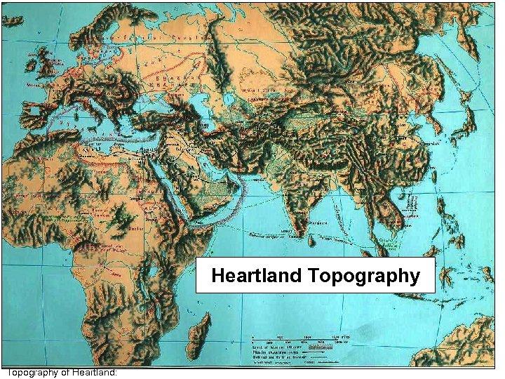 Heartland Topography of Heartland: