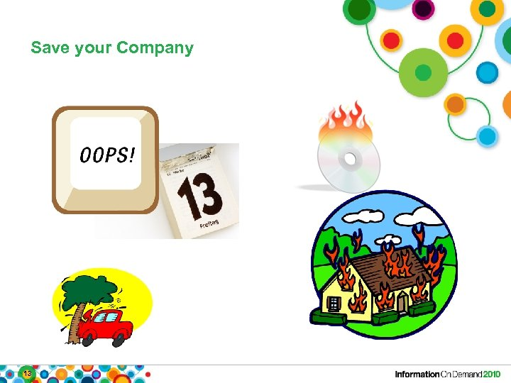 Save your Company 13