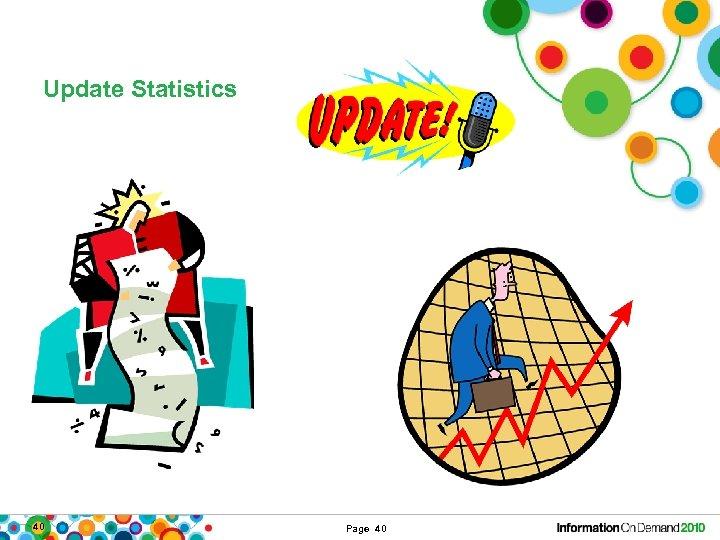 Update Statistics 40 Page 40