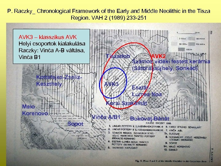 P. Raczky_ Chronological Framework of the Early and Middle Neolithic in the Tisza Region.