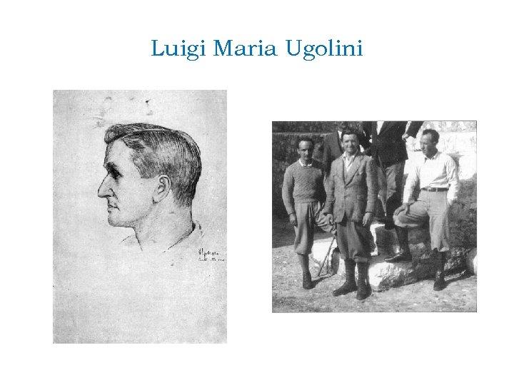 Luigi Maria Ugolini