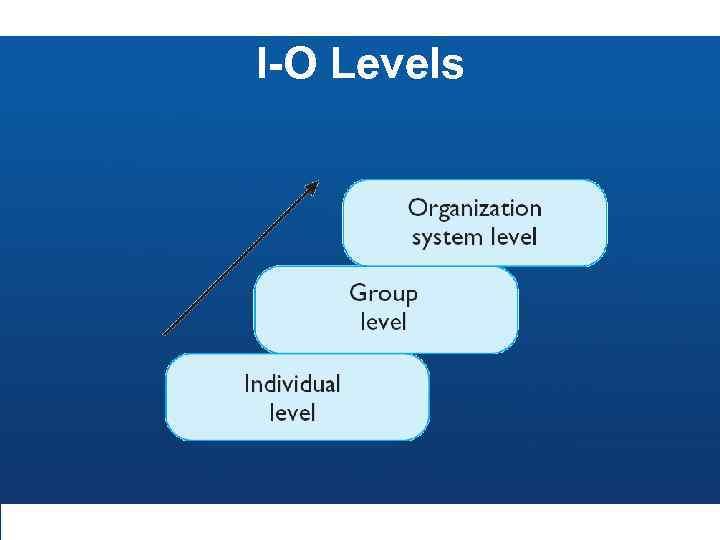I-O Levels