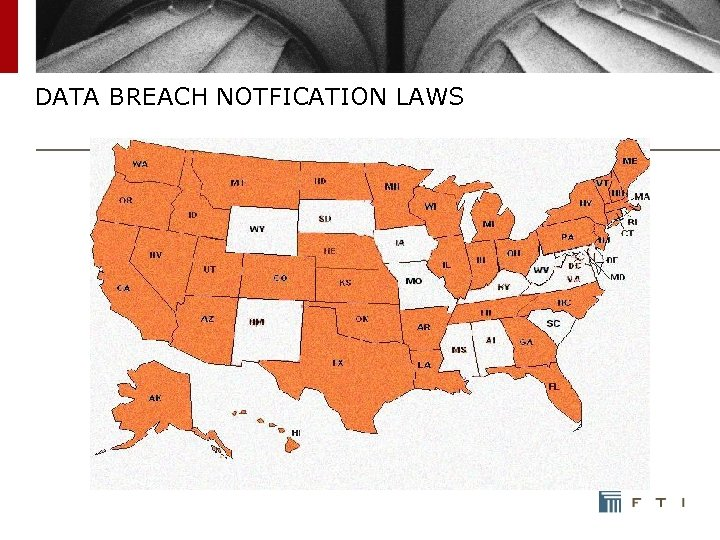 DATA BREACH NOTFICATION LAWS