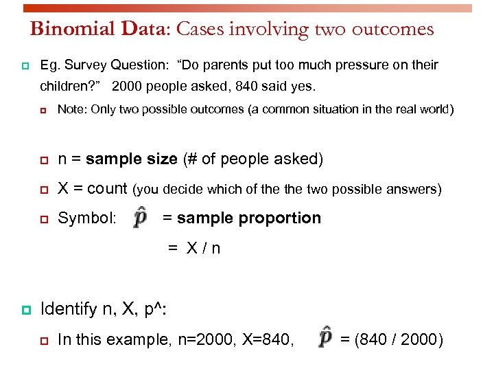 Sampling Distributions For Counts And Proportions Ips Chapter