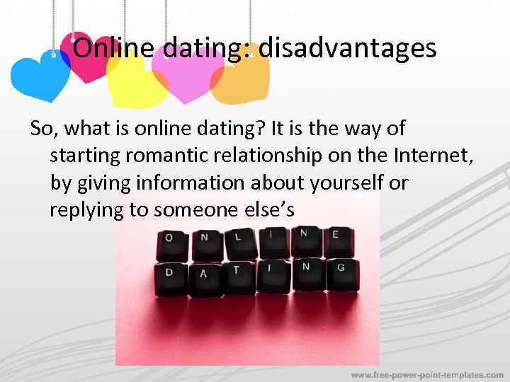 Introduksjon linje for datingside