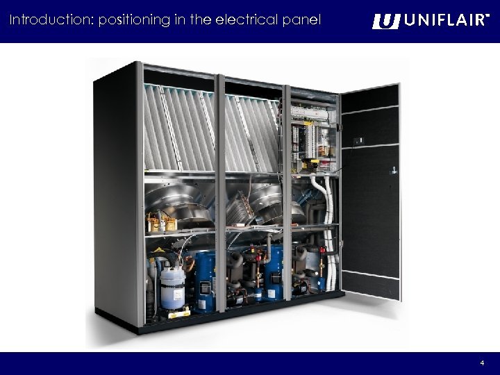 Introduction: positioning in the electrical panel 4