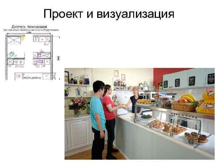 Проект и визуализация