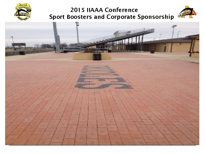 2015 IIAAA Conference Sport Boosters and Corporate Sponsorship