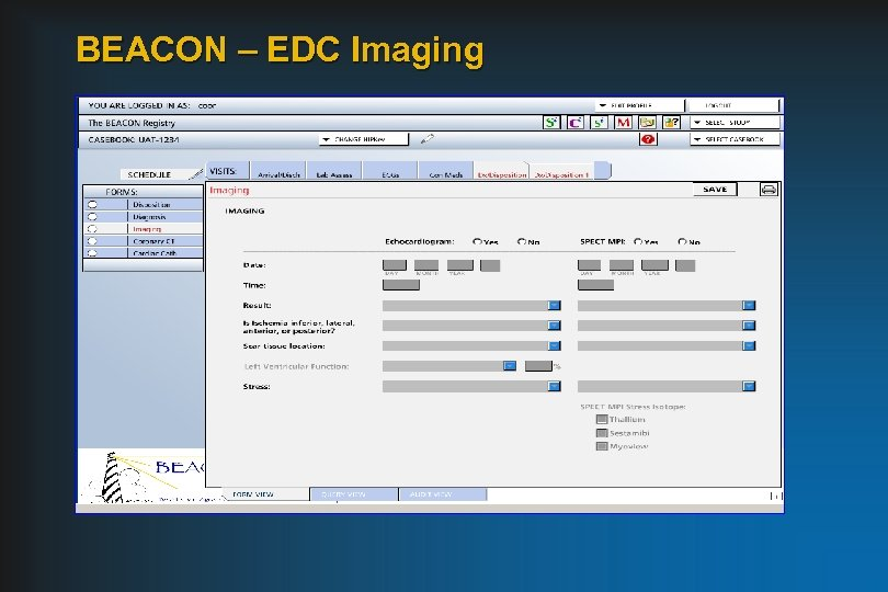 BEACON – EDC Imaging