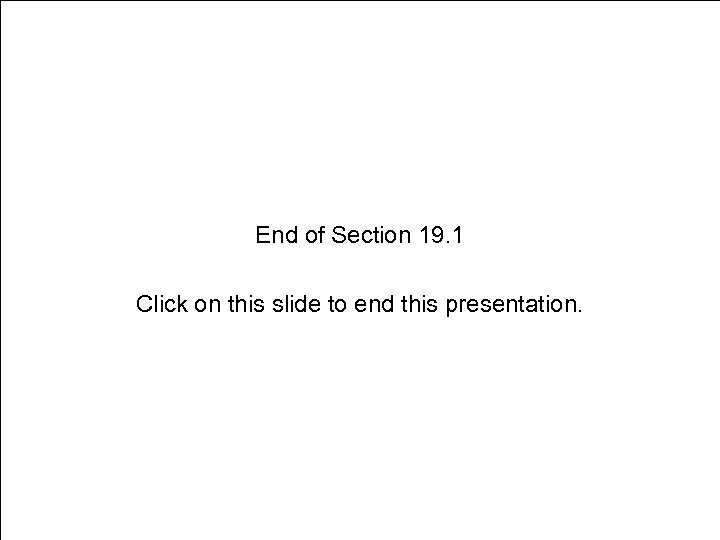 Section 19. 1 Development Before Birth End of Section 19. 1 Click on this