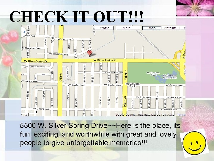 CHECK IT OUT!!! 5500 W. Silver Spring Drive~~Here is the place, its fun, exciting,