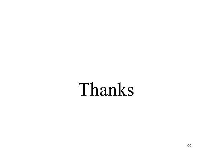 Thanks 99