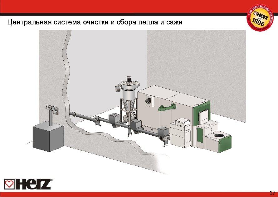 Центральная система очистки и сбора пепла и сажи 17