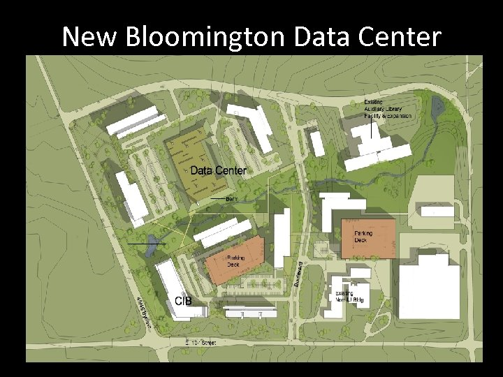 New Bloomington Data Center
