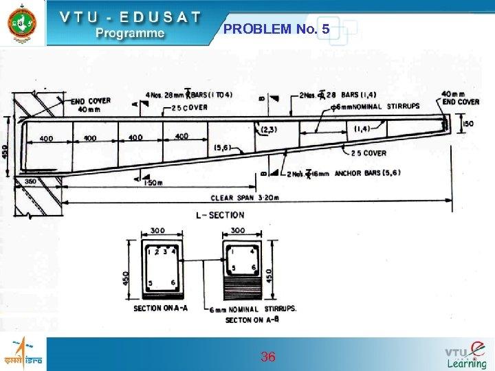 PROBLEM No. 5 36